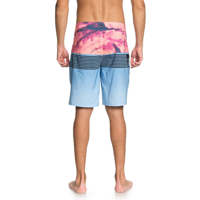 "Quiksilver Highline Lava Division 20"" Men's Boardshorts"
