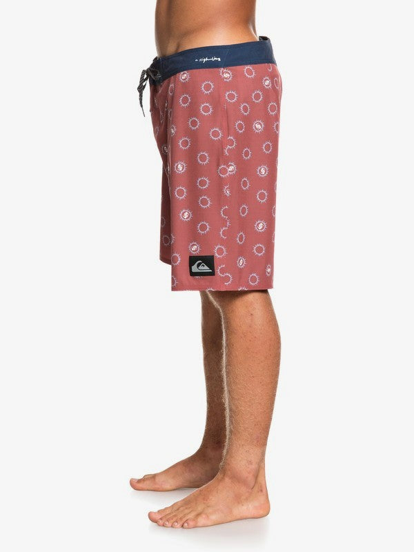 "Quiksilver Highline Sol 19"" Boardshorts - 88 Gear"