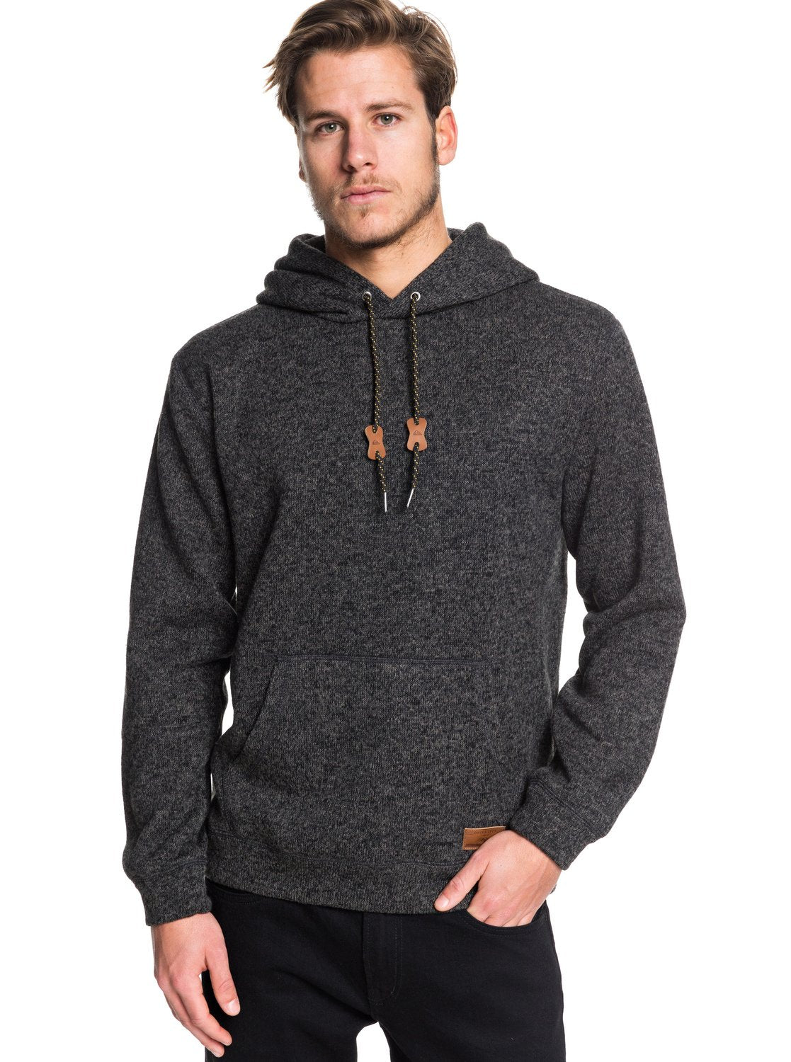 Quiksilver Discounted  Keller Pull Over Hoodie - 88 Gear