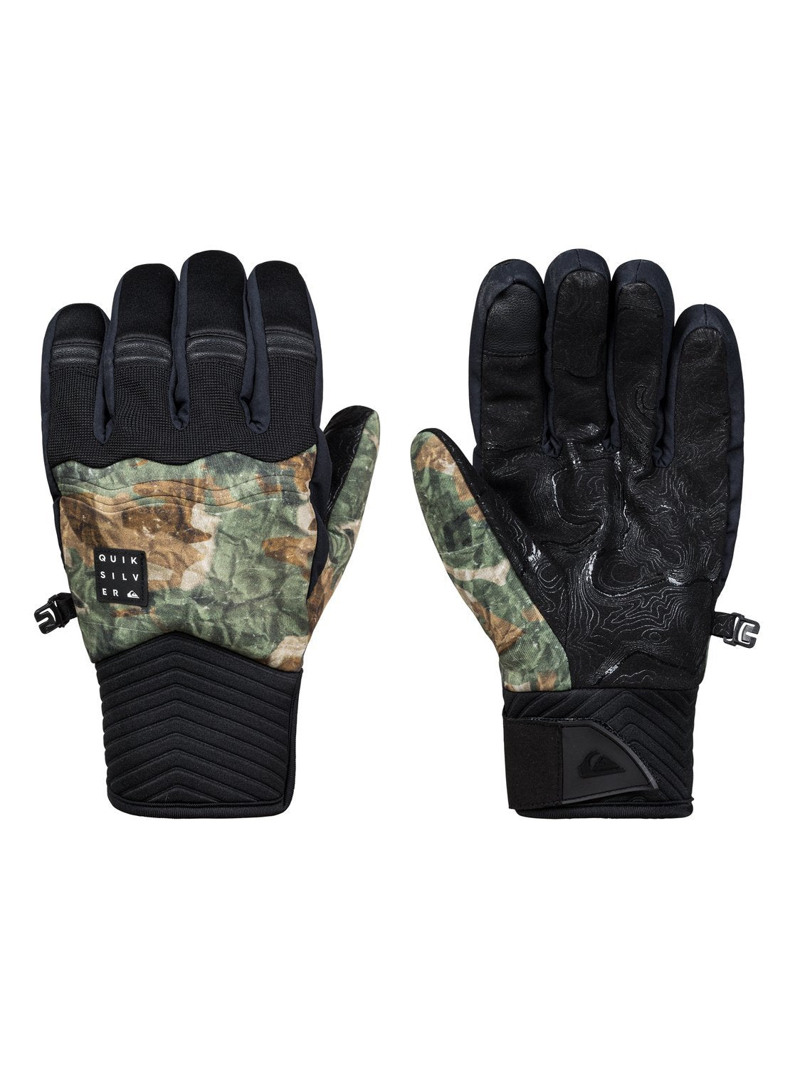 Quiksilver Method Snowboard and Ski Gloves - 88 Gear