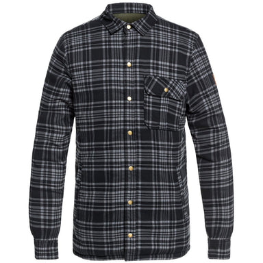 Quiksilver Wildcard Plaid Riding Top - 88 Gear