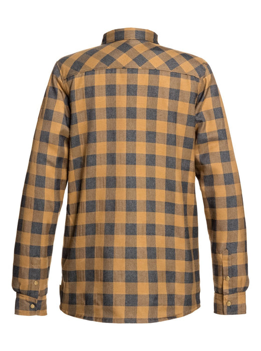 Quiksilver Wildcard Flannel Jacket