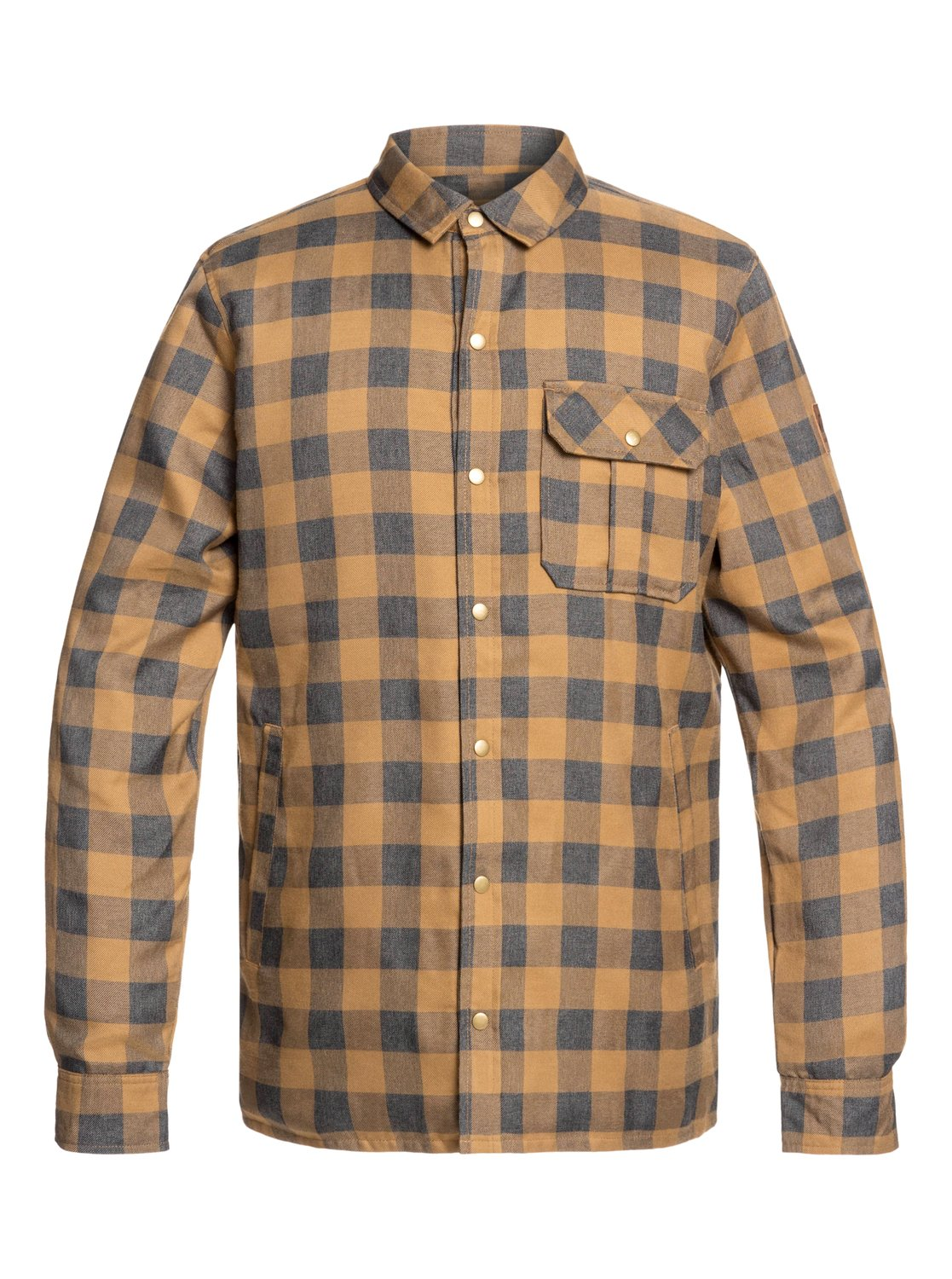 Quiksilver Wildcard Flannel Jacket - 88 Gear
