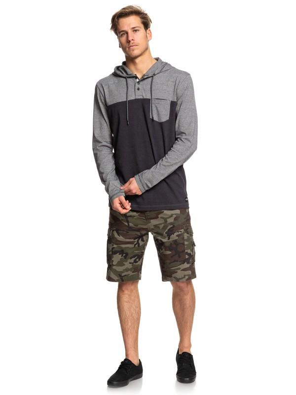 Quiksilver Dynamite Hooded Top - 88 Gear