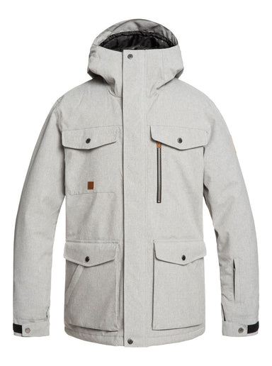 Quiksilver Raft Men's Snow Jacket - 88 Gear