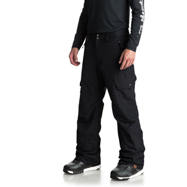 Quiksilver Porter Solid Snow Pants - 88 Gear