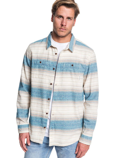 Quiksilver Inca Gold Stripe Shirt - 88 Gear