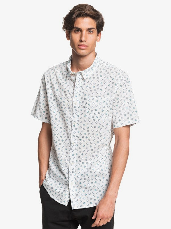 Quiksilver Buck Shot Men's Button Shirt - 88 Gear