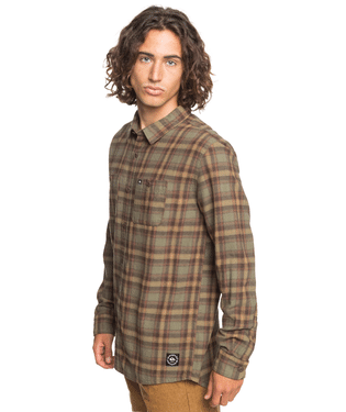 Quiksilver Shadow Flannel