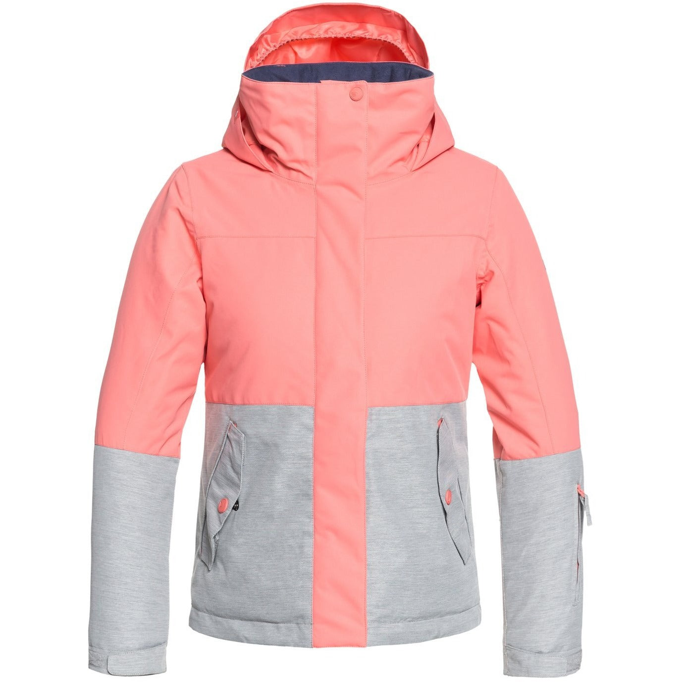 Roxy Young Girls Jetty Block Snow Jacket - 88 Gear