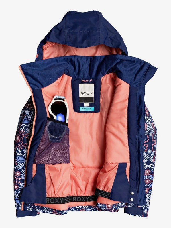 Roxy Delski Youth Snow Jacket - 88 Gear