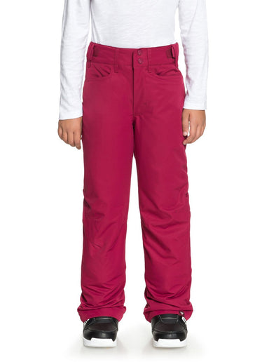 Roxy Backyard Youth Snowboard Pants - 88 Gear