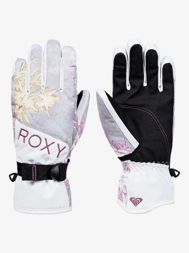 Roxy Jetty Snow Gloves - 88 Gear