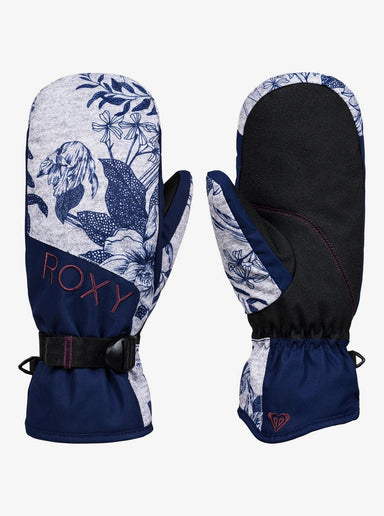Roxy Jetty Snow Mittens - 88 Gear