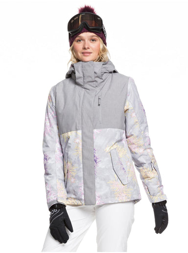 Roxy Jetty Block Women's Jacket - 88 Gear