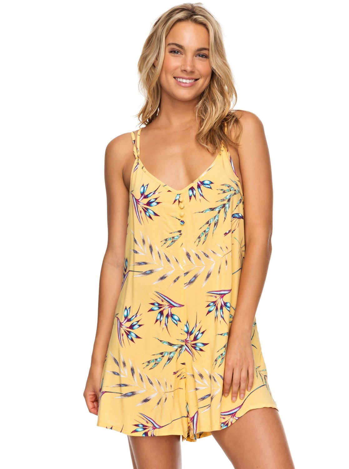Roxy Mitten Shadow Romper - 88 Gear