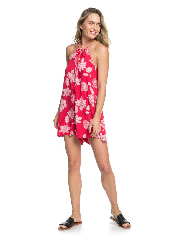 Roxy Yellow Sunday Strappy Romper - 88 Gear