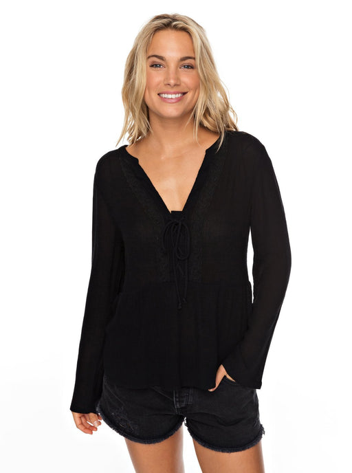 Roxy Nevada Long Sleeve Top