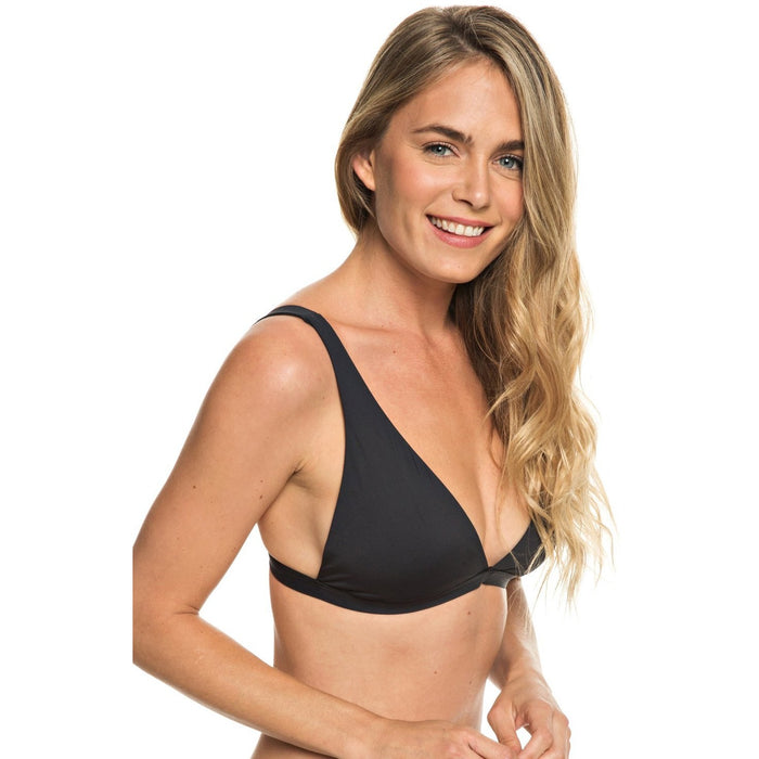 Roxy Softly Love Elongated Tri Bikini Top