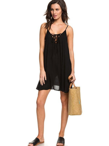 Roxy Softly Love Strappy Dress - 88 Gear
