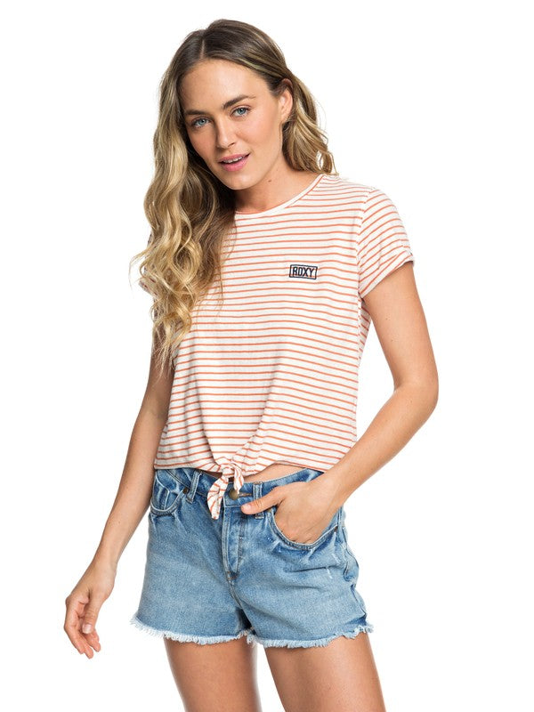 Roxy Magical Sunset Tie Tee Shirt - 88 Gear