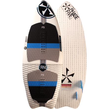 Phase 5 Fang Wakesurf Board - 2018
