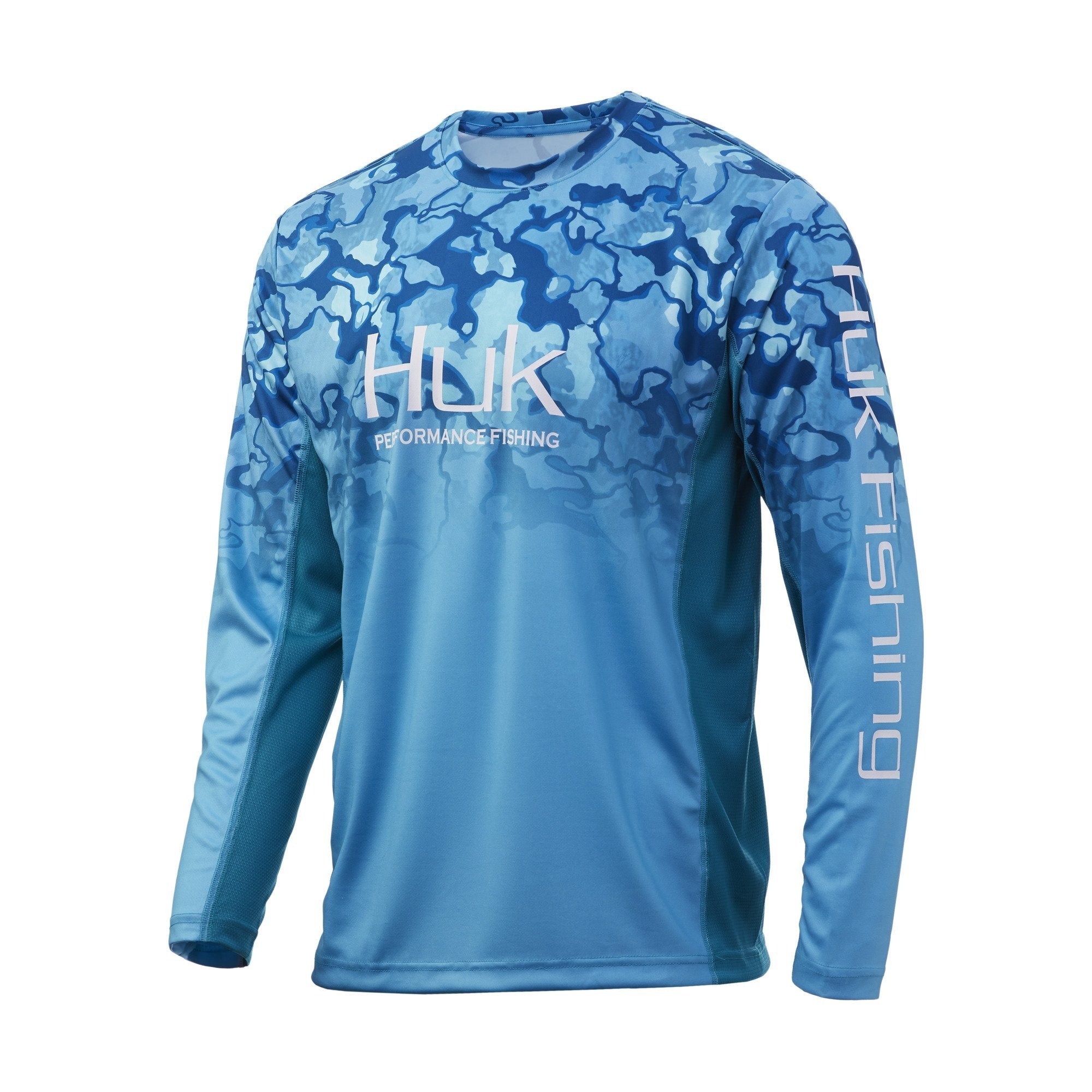 Huk Icon X Camo Fade Long Sleeve - 88 Gear