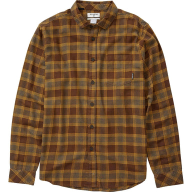 Billabong Freemont Men's Flannel Shirt - 88 Gear