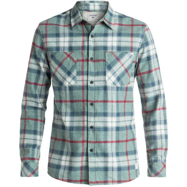Flannel - Quiksilver Fitzthrower Flannel Shirt