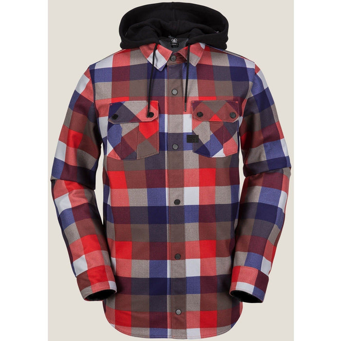 Flannel - Volcom Field Bonded Men's Flannel