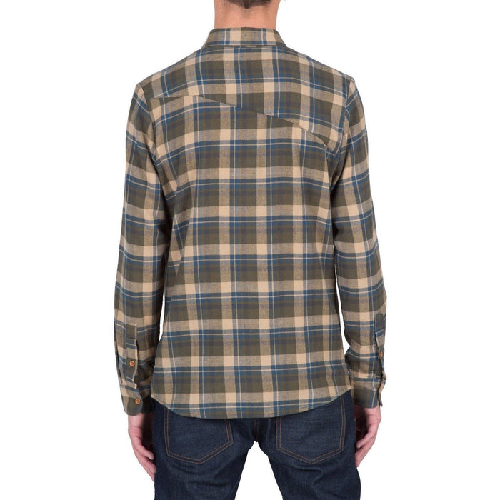 Flannel - Volcom Hewitt Long Sleeve Flannel