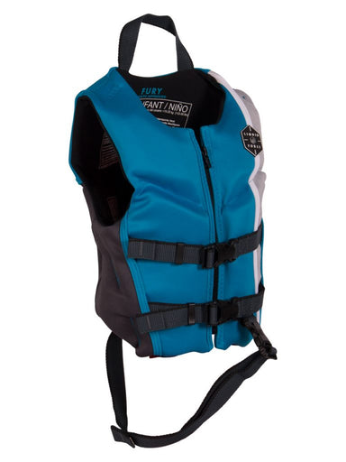 Liquid Force Fury Child CGA Life Jacket - 88 Gear
