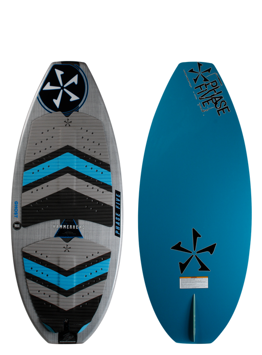 Phase Five Hammerhead Limited Ghost Wakesurf Board