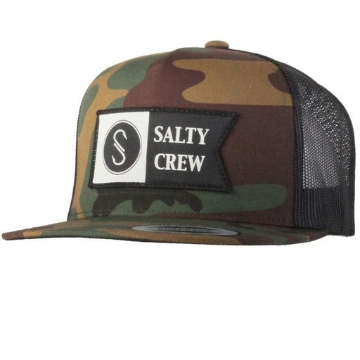 f0b6559a424 Hat - Salty Crew Alpha Trucker Hat