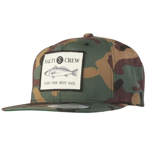 Hat - Salty Crew  Sea Bass Fishing Hat