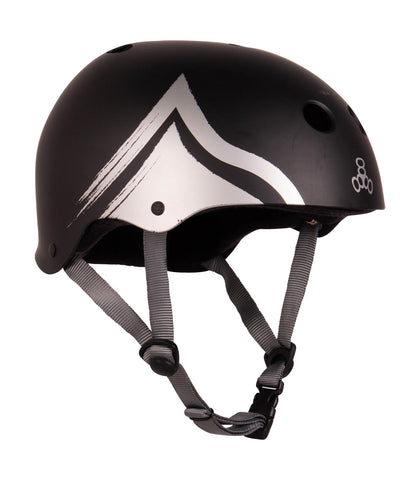 Liquid Force Triple Eight Wake Helmet - Black