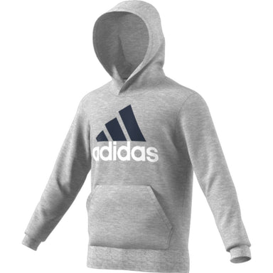 Adidas Essential Linear Pullover- Grey - 88 Gear