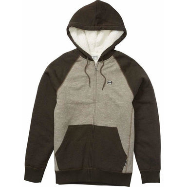 Billabong Balance Sherpa Men's Zip Hoodie - 88 Gear