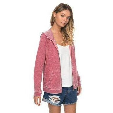 Roxy Break Drop A - Women's  Zip Up Hoodie - 88 Gear