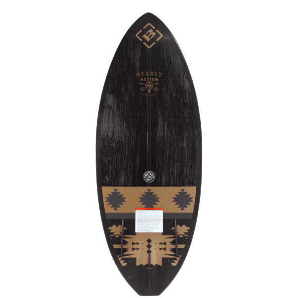 Byerly Action Wakesurf Board 2019