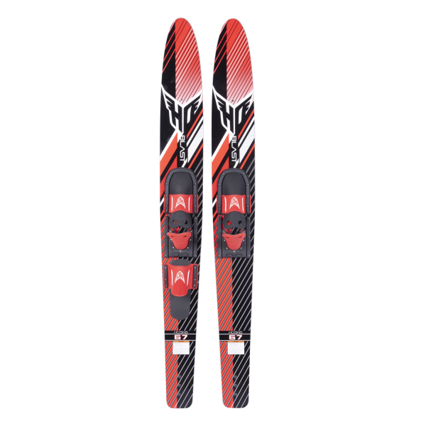 HO Blast Combo Water Skis - 88 Gear