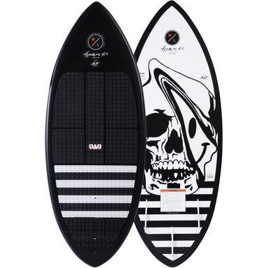 Hyperlite LTD Party Shark Hi-Fi Wakesurf Board - 88 Gear