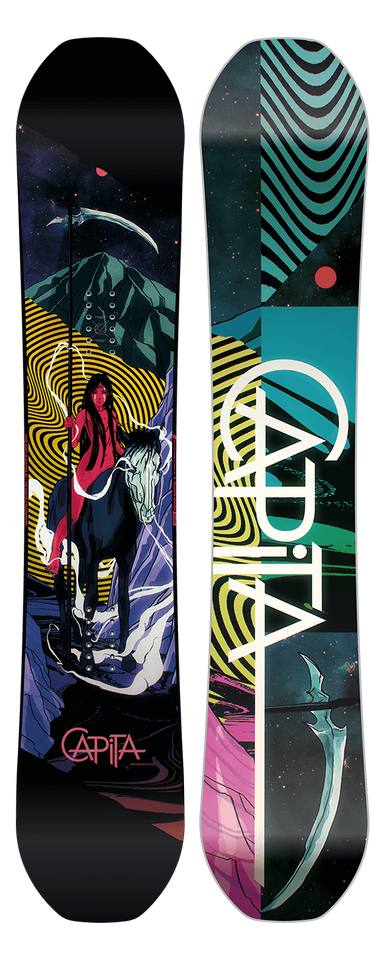 Capita Indoor Survival Snowboard 2019-2020 - 88 Gear