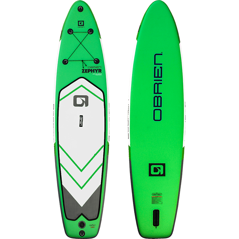O'Brien Zephyr Inflatable SUP - 88 Gear