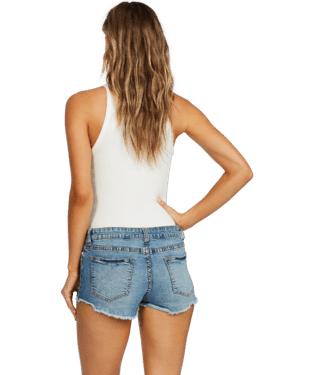 Billabong Lite Hearted Denim Shorts - 88 Gear