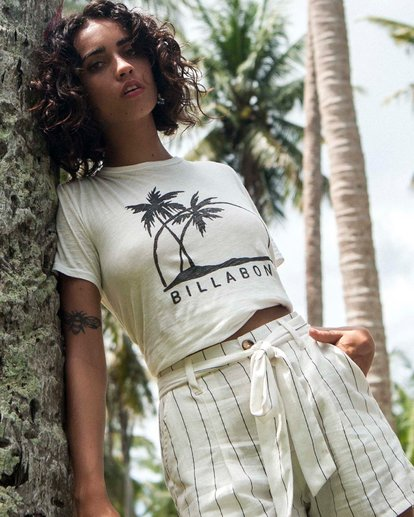 Billabong Palm Horizon T-Shirt - 88 Gear