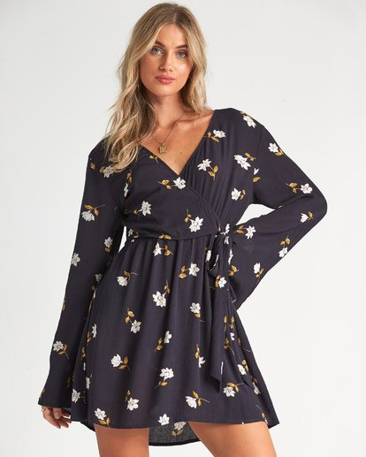 Billabong Side Out Dress - 88 Gear