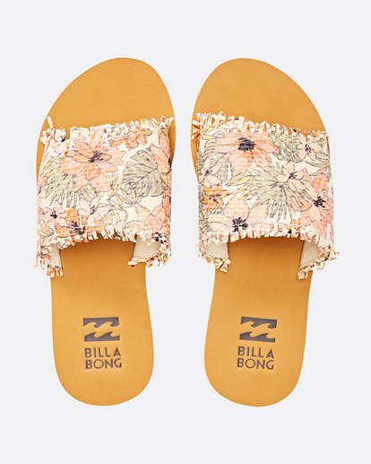 Billabong Salty But Sweet Sandals - 88 Gear