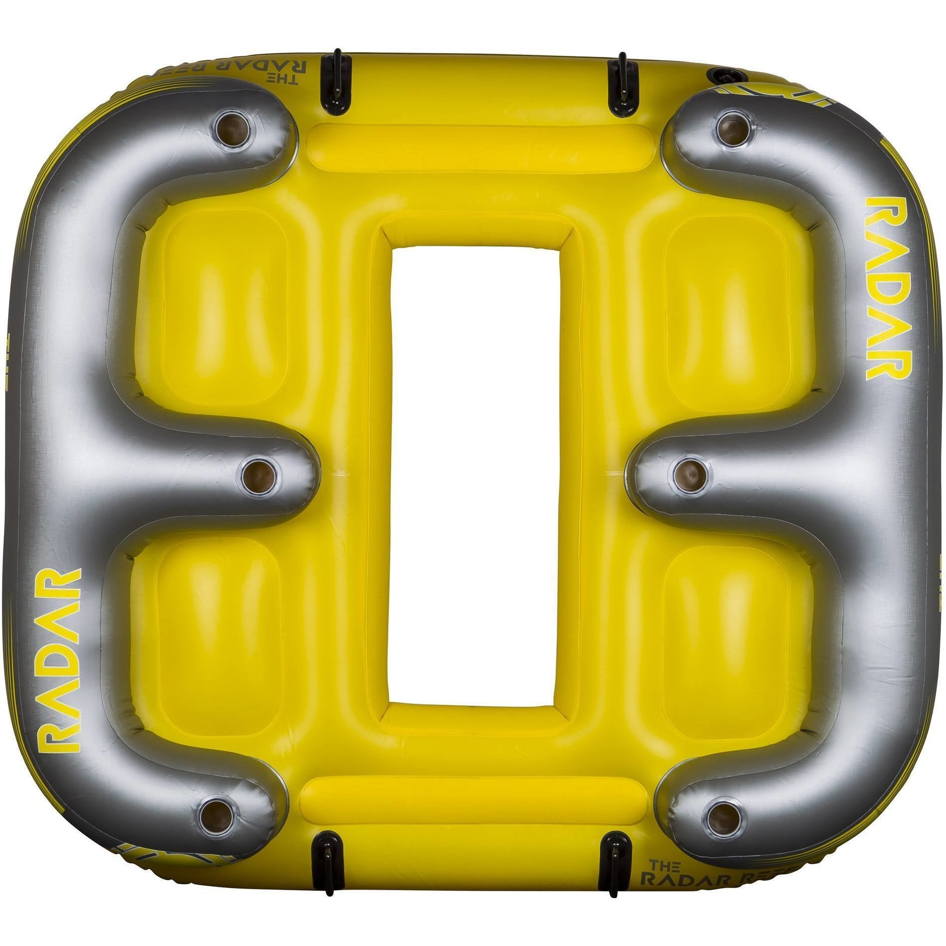 Radar Reef 4 Person Inflatable Lounge - 88 Gear