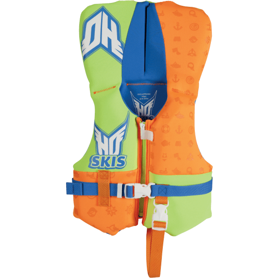 HO Pursuit Neoprene Toddler Life Vest - 88 Gear